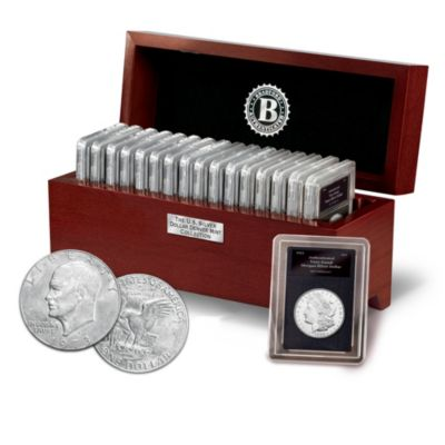 The Complete U.S. Silver Dollar Collection: Denver Mint by