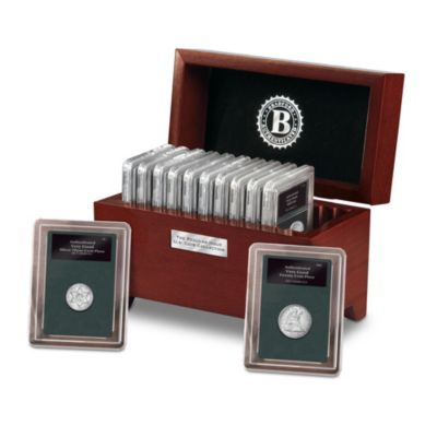 The Complete U.S. Coin Denomination Collection With Display by