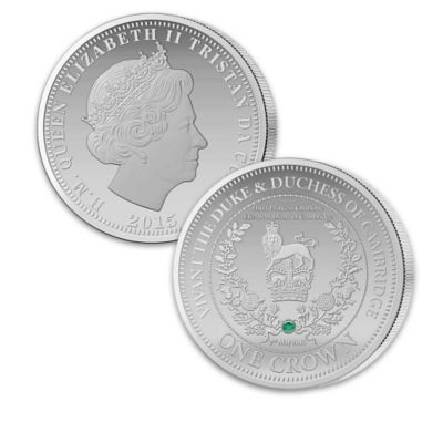 The All-New 2015 Royal Crown Commemorative Coin Collection by