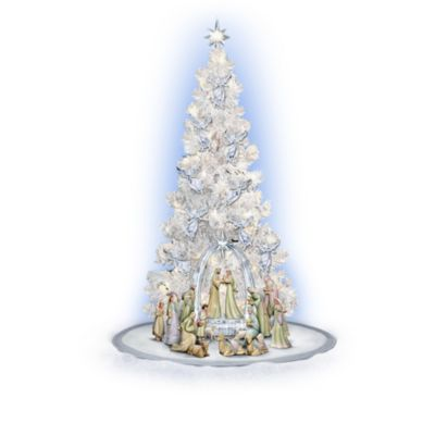 Nativity Christmas Tree Collection Heavenly Blessings