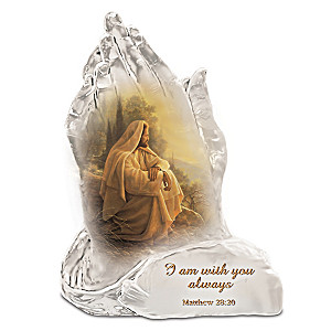 Always With You Figurine With Greg Olsen Art