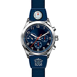 The U.S. Navy Sportsman's Chronograph Watch