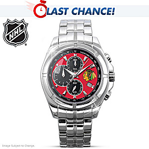 Chicago Blackhawks® 2010 Stanley Cup® Watch