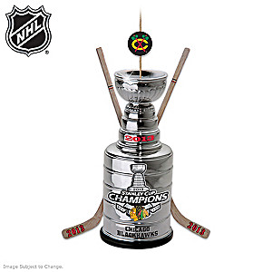 Blackhawks® 2013 Stanley Cup® Champions Ornament
