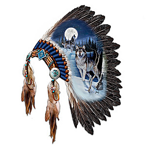 Moonlit Majesty Glow-In-The-Dark Replica Headdress