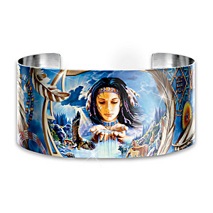 "Robin Koni ""Catching Dreams"" Cuff Bracelet"