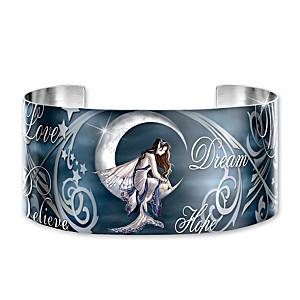 "Nene Thomas ""Twilight Reflections"" Cuff Bracelet"