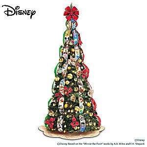 Ultimate Disney Wondrous Christmas Pre Lit Pull Up