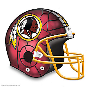 Washington Redskins Football Helmet Accent Lamp