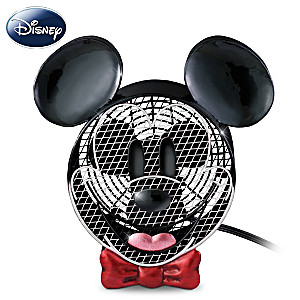 Mickey Mouse 85th Anniversary Electric Tabletop Fan