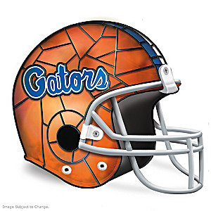 Florida Gators Officially-Licensed Football Helmet Lamp