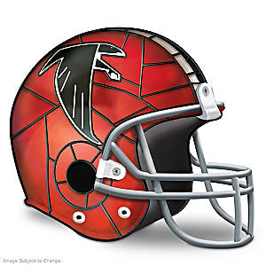 Atlanta Falcons Football Helmet Accent Lamp
