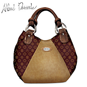 "Alfred Durante ""Richmond"" Signature Designer Handbag"