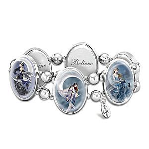Stretch Bracelet With Nene Thomas' Most Prized Fairy Art