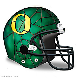 Oregon Ducks Officially Licensed Football Helmet Lamp