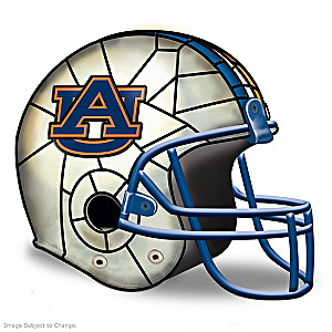 Auburn Tigers Officially-Licensed Football Helmet Lamp