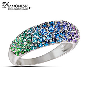 "The ""Charisma"" 3-Carat Diamonesk Ring"