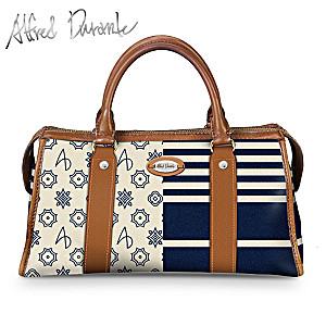 """Alfred Durante """"Cape Cod"""" Signature Designer Handbag"""