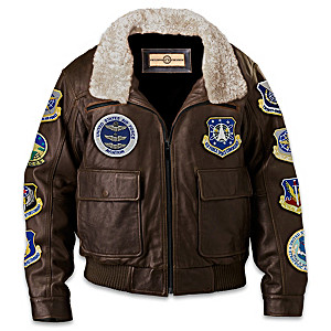Flying Ace Aviator Men's Jacket Size XX-Large (50-52)