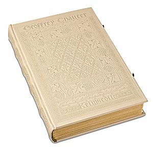 "William Morris ""The Kelmscott Chaucer"" First-Edition Replica"