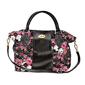 "Lena Liu ""Veranda"" Designer Handbag"