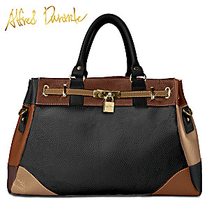 "Alfred Durante ""The Manhattan"" Gallery Handbag"