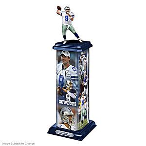 Dallas Cowboys Tony Romo Illuminating Sculpture