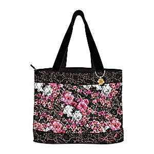 Lena Liu Design Original: Veranda Quilted Tote Bag