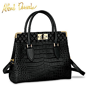 "Alfred Durante ""Royal Sophistication"" Designer Handbag"