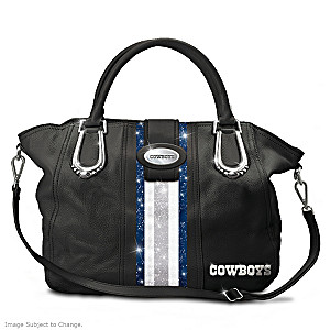 "Dallas Cowboys ""D-Town Chic"" Handbag"