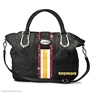 "Washington Redskins ""Capitol City Chic"" Handbag"