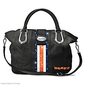 "Chicago Bears ""Windy City Chic"" Handbag"