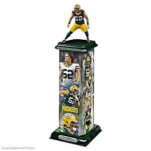Green Bay Packers Clay Matthews Illuminating Sculpture