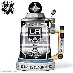 Los Angeles Kings® 2014 Stanley Cup® Stoneware Stein
