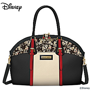 Disney Romance: Mickey And Minnie Artistic Handbag