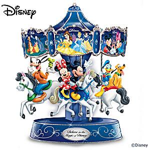Disney's Believe In The Magic Musical Carousel