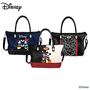 Disney Magical Trio 3-In-1 Interchangeable Handbag