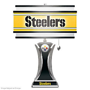NFL Pittsburgh Steelers Victory Table Lamp