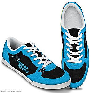 Carolina Panthers #1 Fan Women's Shoes