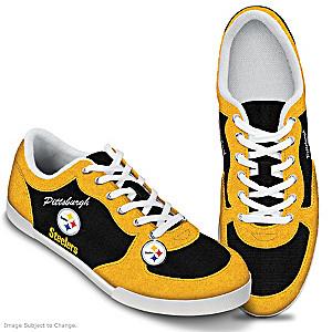 Pittsburgh Steelers #1 Fan Women's Shoes