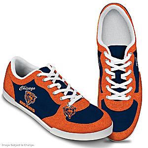 Chicago Bears #1 Fan Women's Shoes