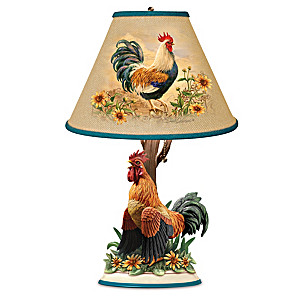 Dona Gelsinger Rise And Shine Lamp