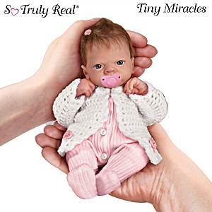 "Linda Webb 10"" Tiny Miracles ""Emmy"""