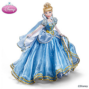 Disney Cinderella Ball-Jointed Fashion Doll