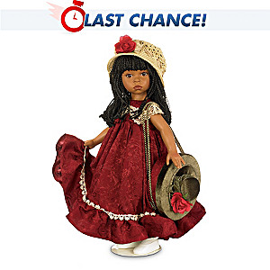 Linda Rick Collectible Vinyl Doll, Oleanna