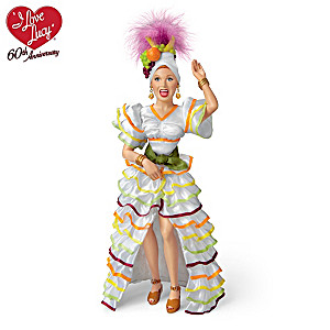 """I LOVE LUCY """"Be A Pal"""" Poseable TALKING Doll"""