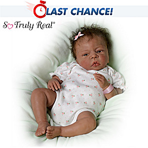 "Donna Lee ""So Blessed"" Poseable Baby Doll"