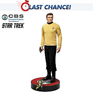 Captain Kirk STAR TREK 50th Anniversary Figure