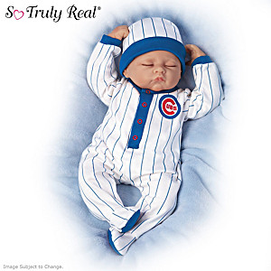 "Cubs ""Kris, Dreaming Of Another Championship"" Baby Doll"
