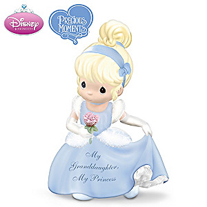 Precious Moments Disney Princess Figurine For Granddaughter